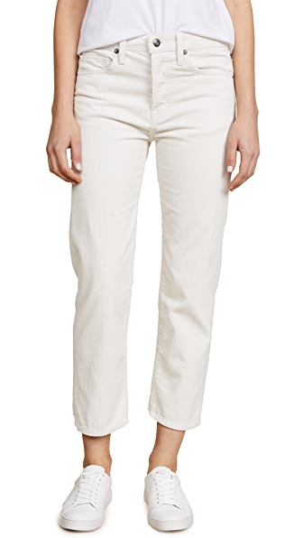 Vince Corduroy Union Slouch Pants In Horchata