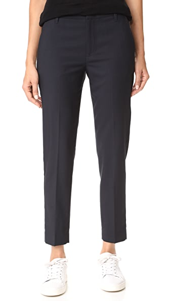 Vince Tapered Trousers - Coastal