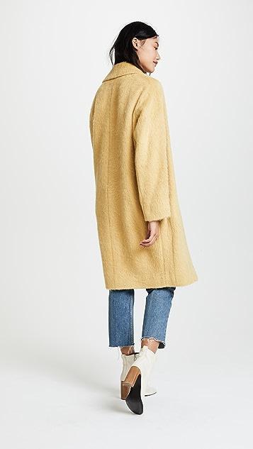Vince Shaggy Coat