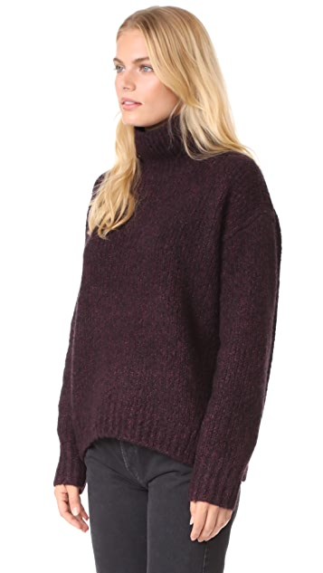 Vince Marled Turtleneck