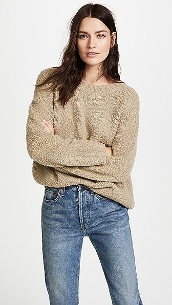 Vince Saddle Sleeve Pullover