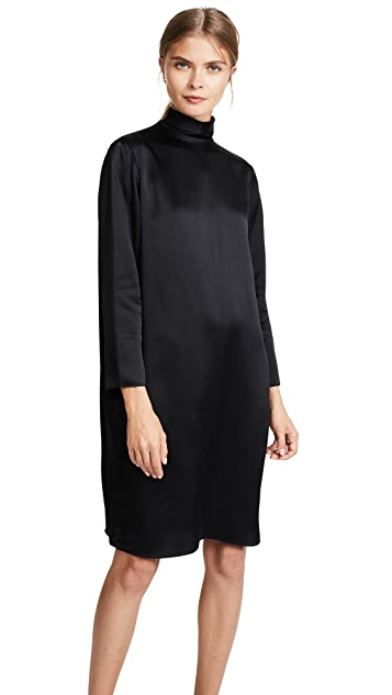 Vince Mockneck Dress