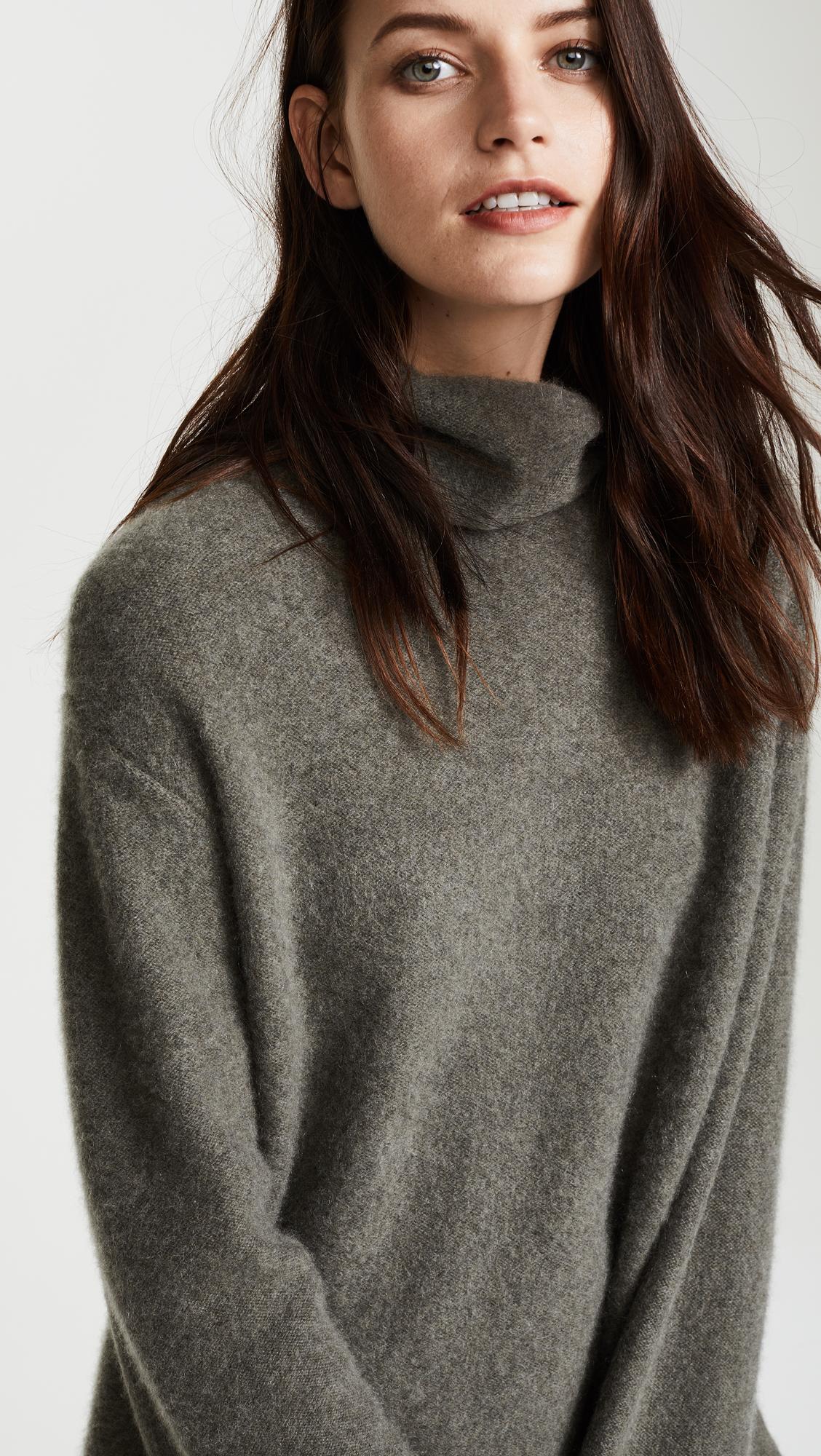 2b763bf63a1e1 Vince Boxy Cashmere Sweater