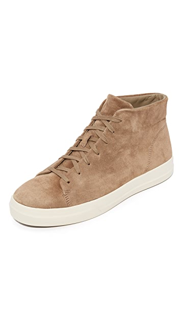 Vince Cullen Suede High Top Sneakers