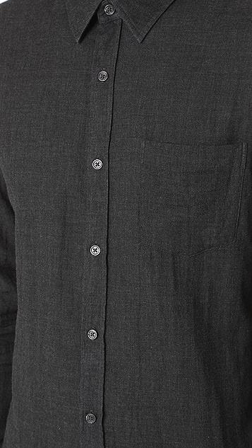 Vince Double Face Shirt