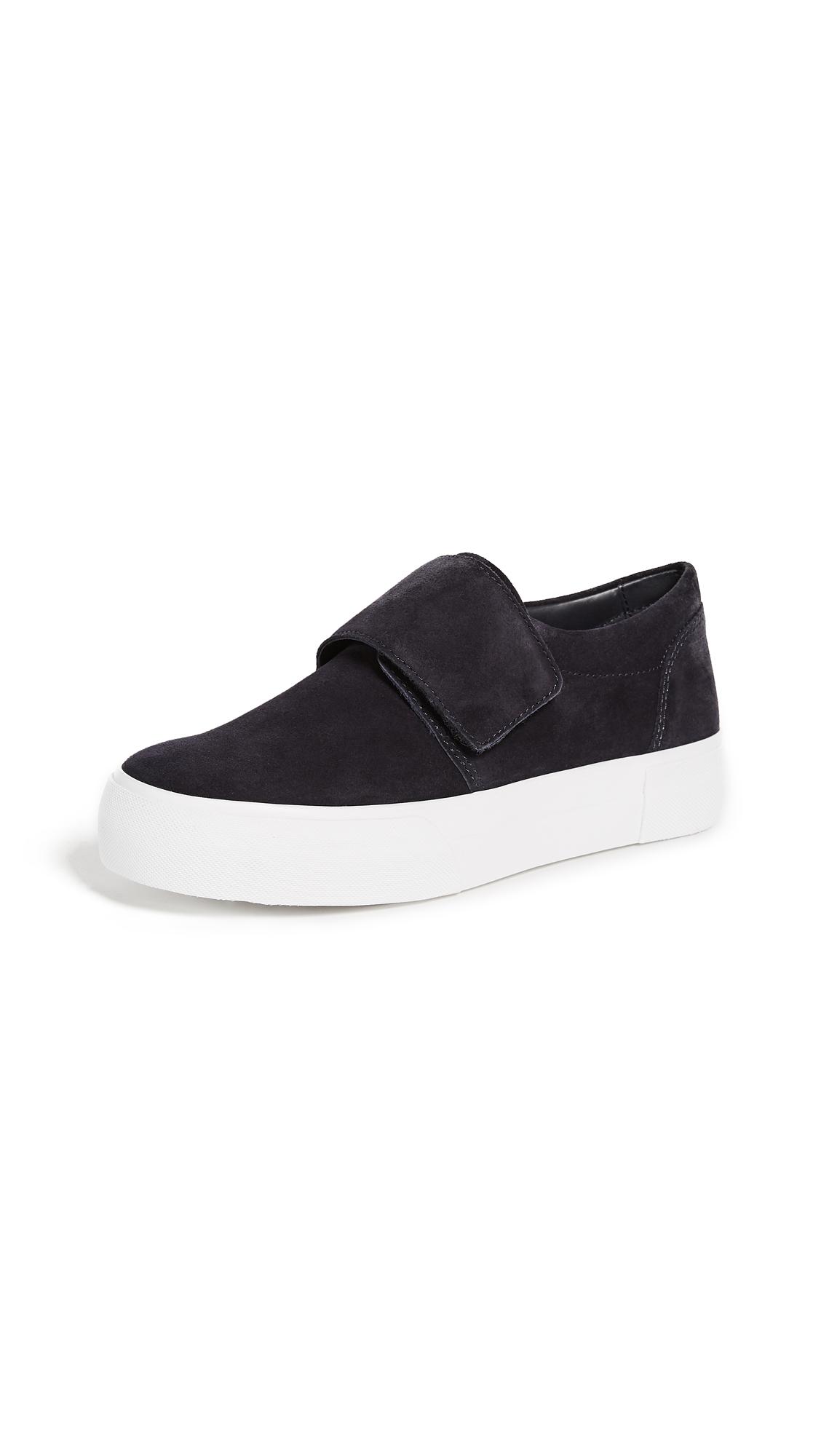 Vince Cage Platform Sneakers