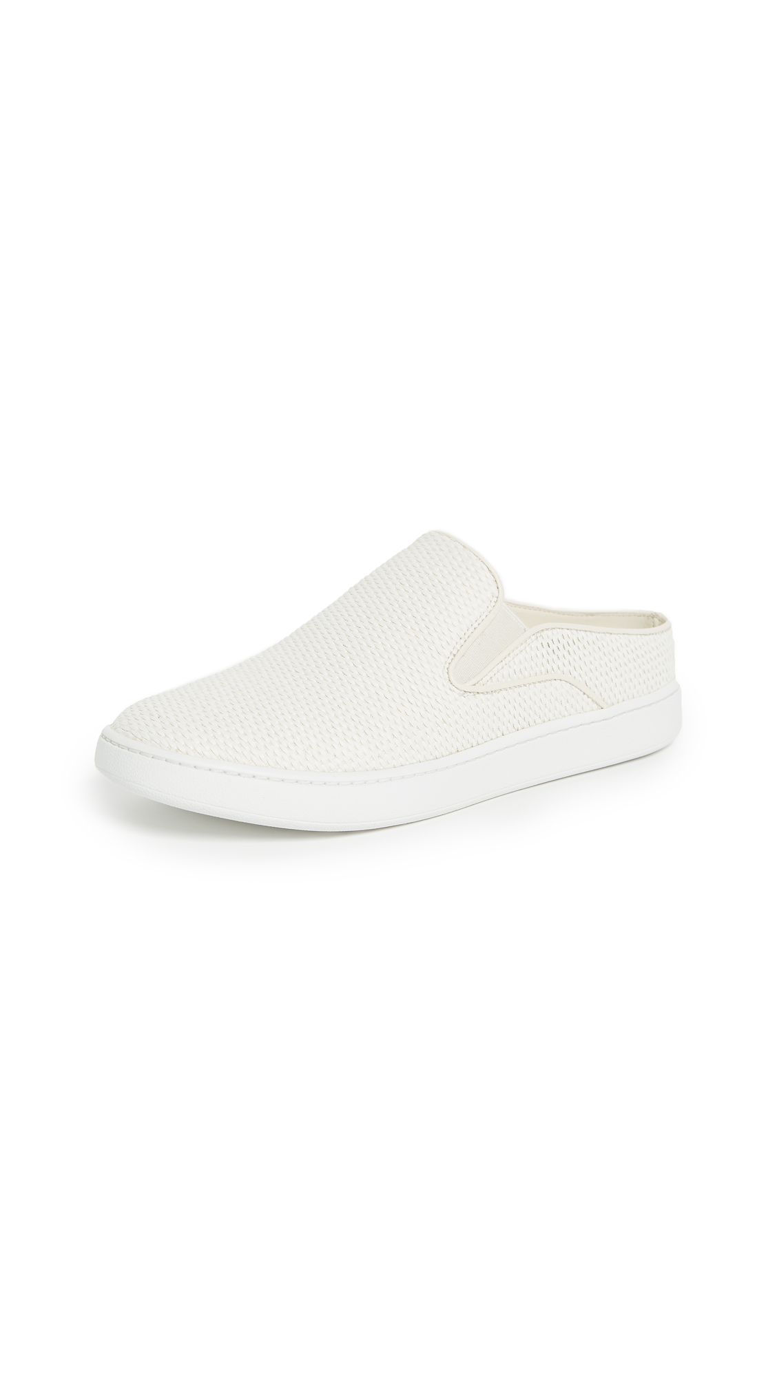 Vince Verrell 4 Slide Sneakers - Off White
