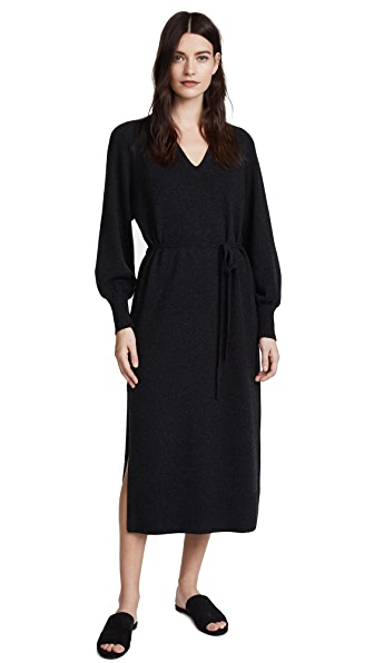 Vince Side Slit Dress at Shopbop