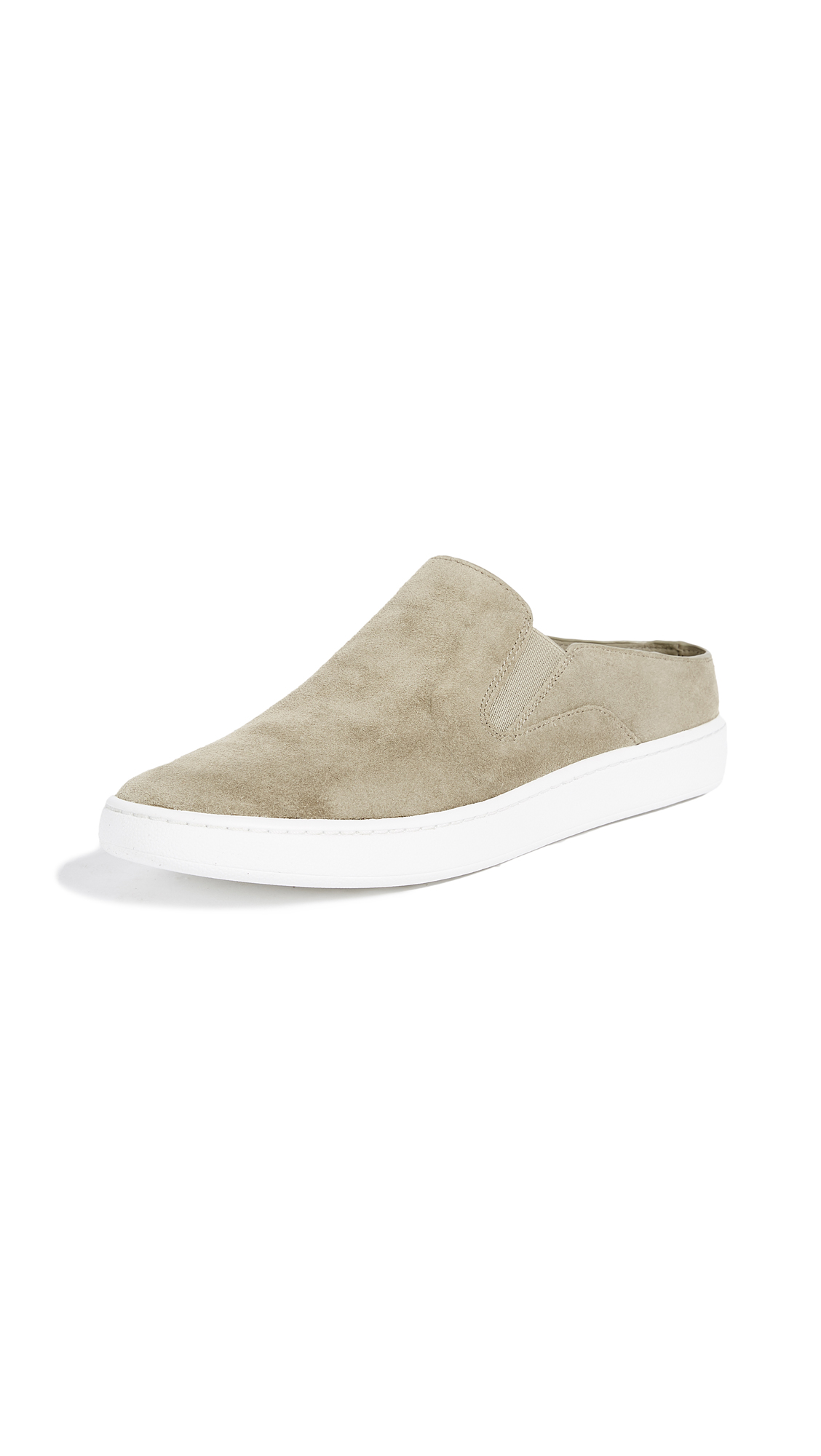 Vince Verrell 2 Slide Sneakers - Silversage