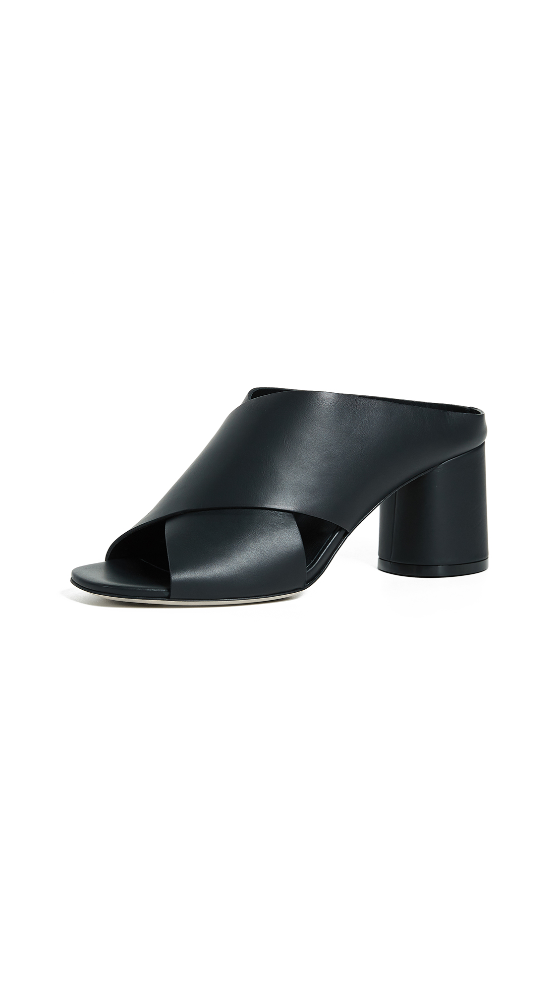 Vince Theron Mules - Black
