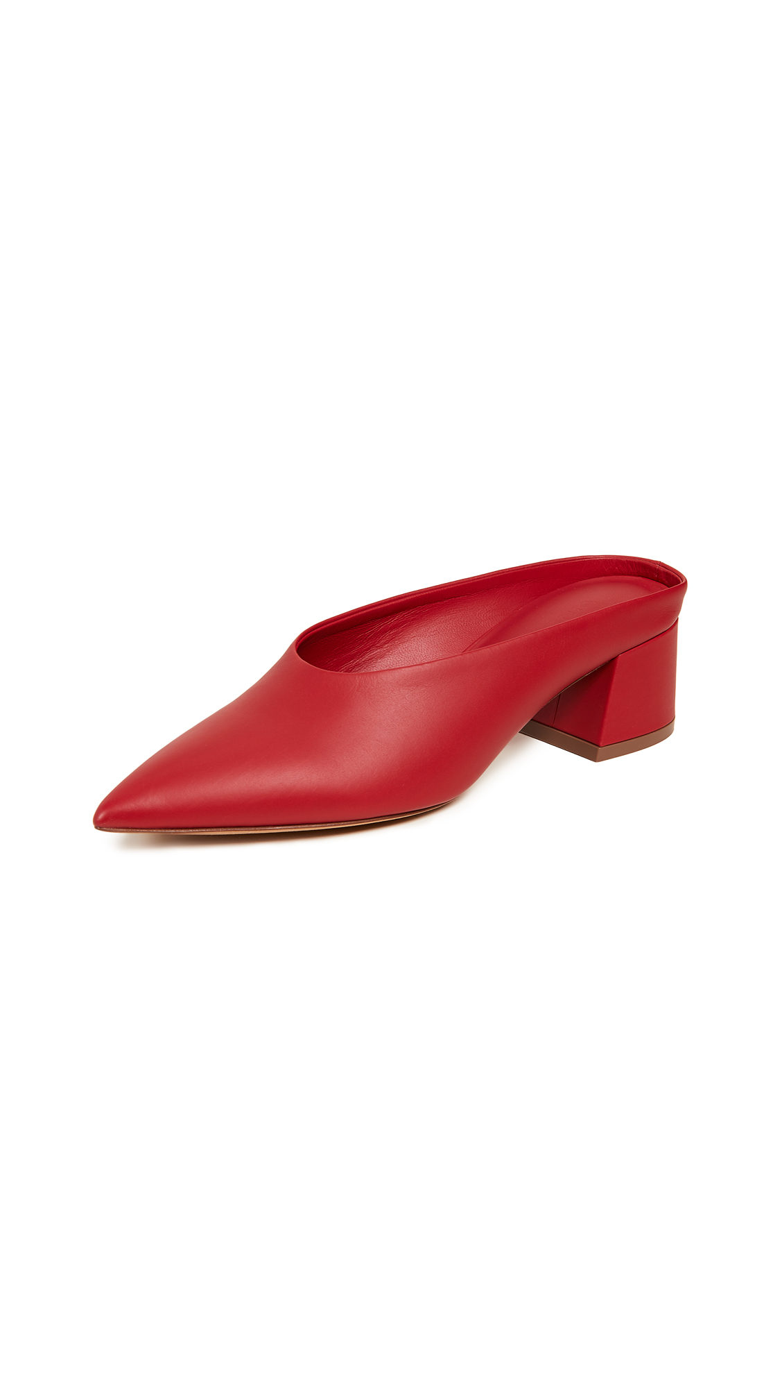 Vince Ralston Mules - Red