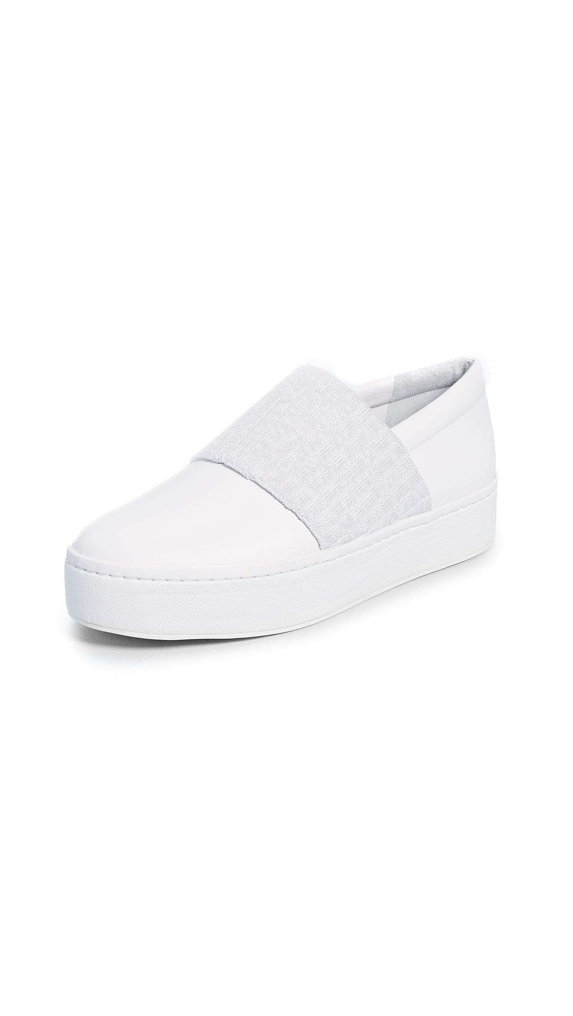 Vince Weadon Slip On Sneakers - Horchata