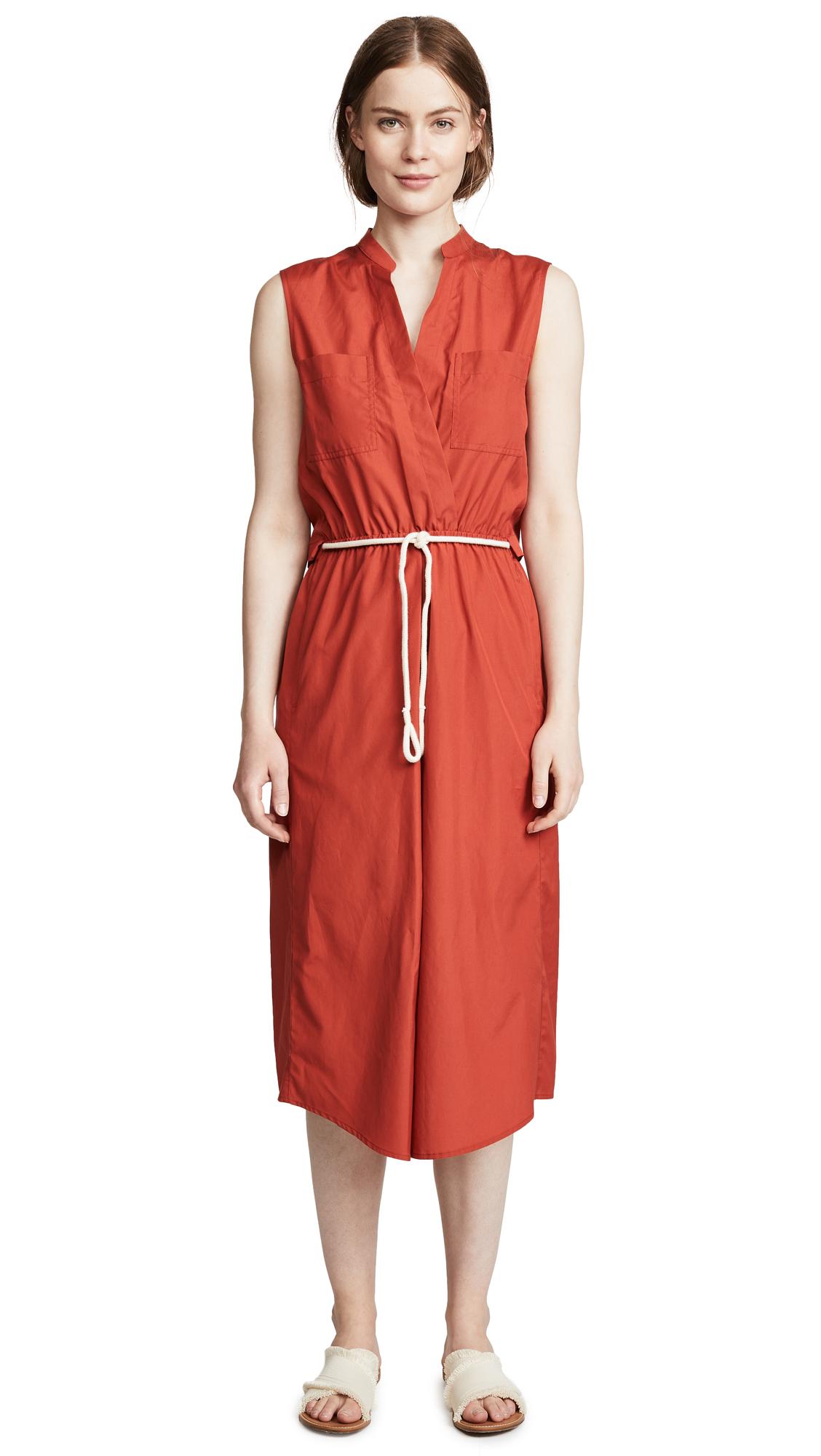Vince Utility Dress - Paprika