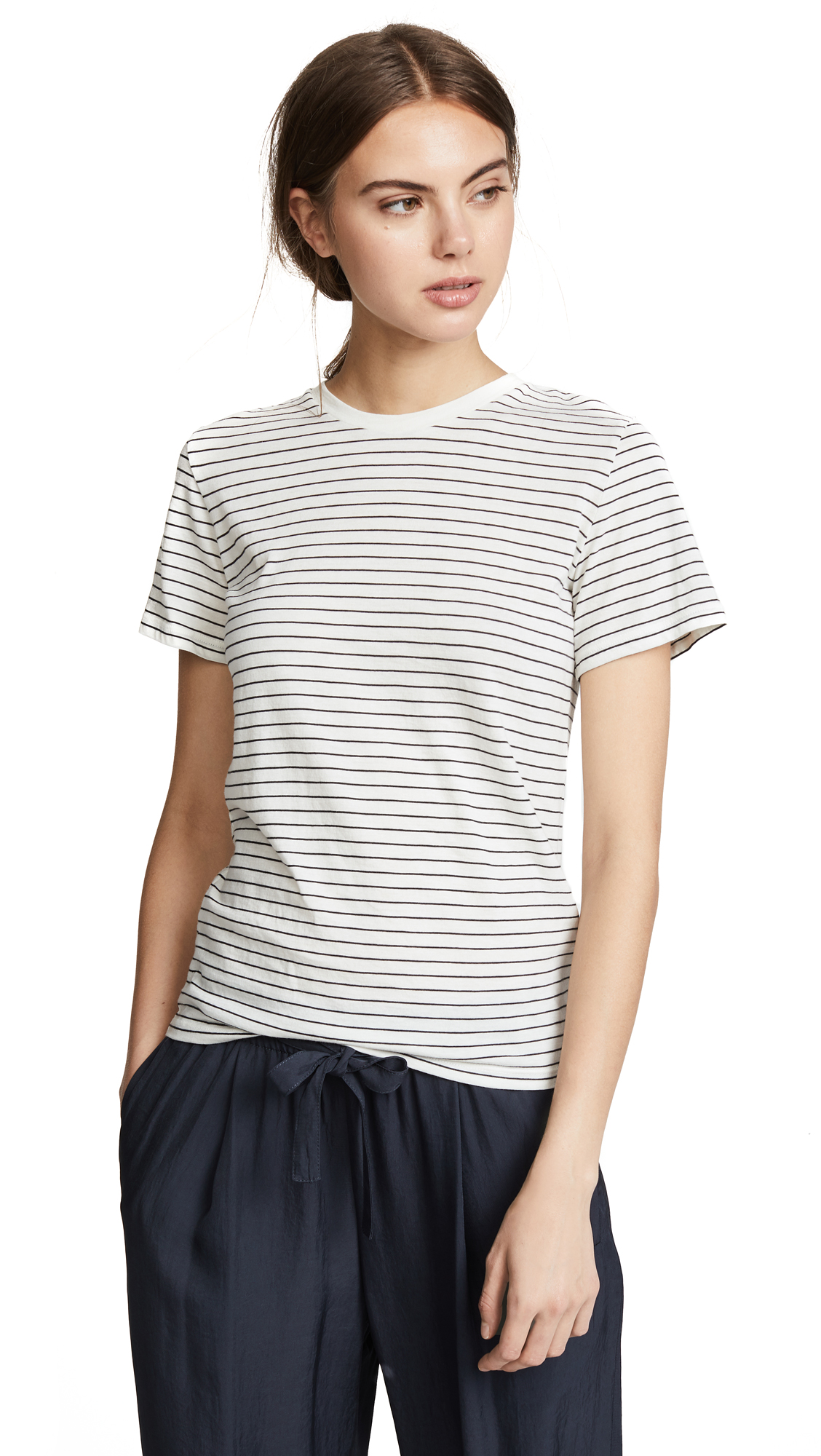 PENCIL STRIPE TEE