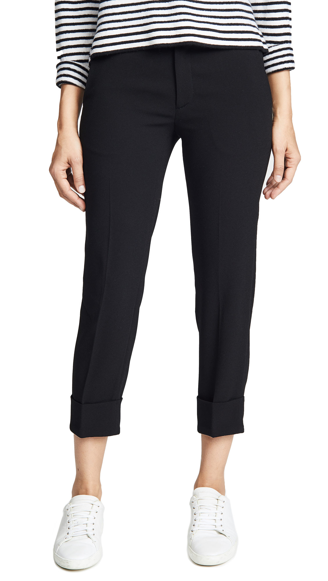 COIN POCKET TROUSERS