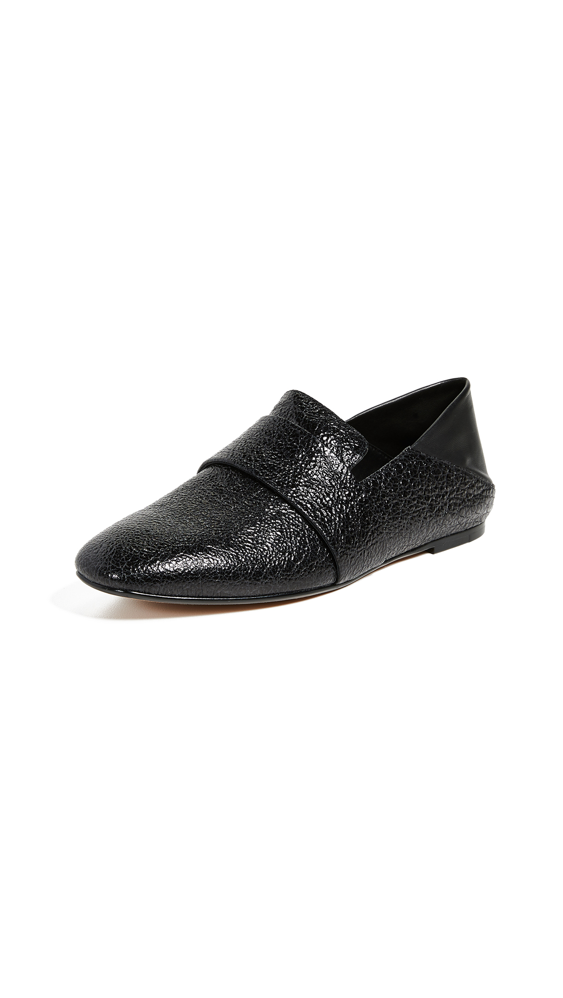 Vince Harris Loafers - Black