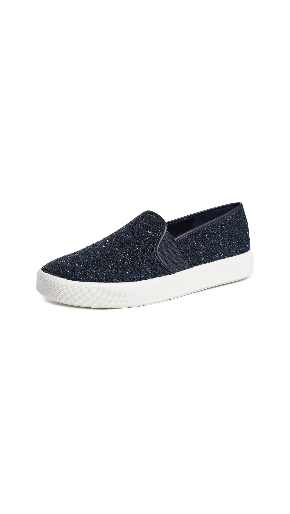 Vince Blair Slip On Sneakers - Navy