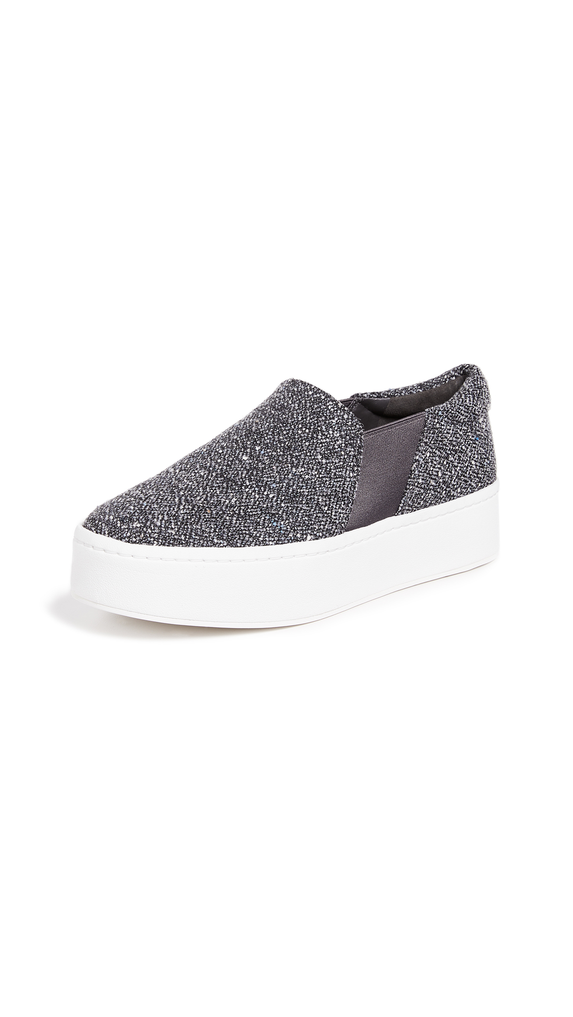 Vince Warren Slip On Sneakers - Grey