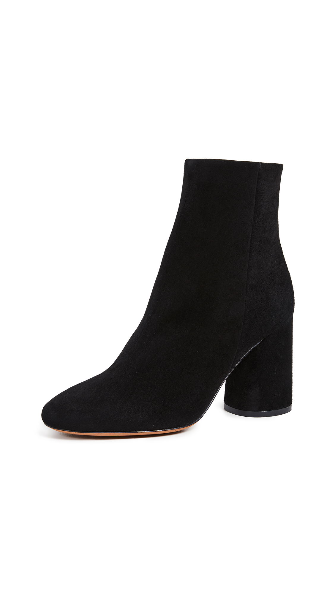 Vince Ridley Booties - Black