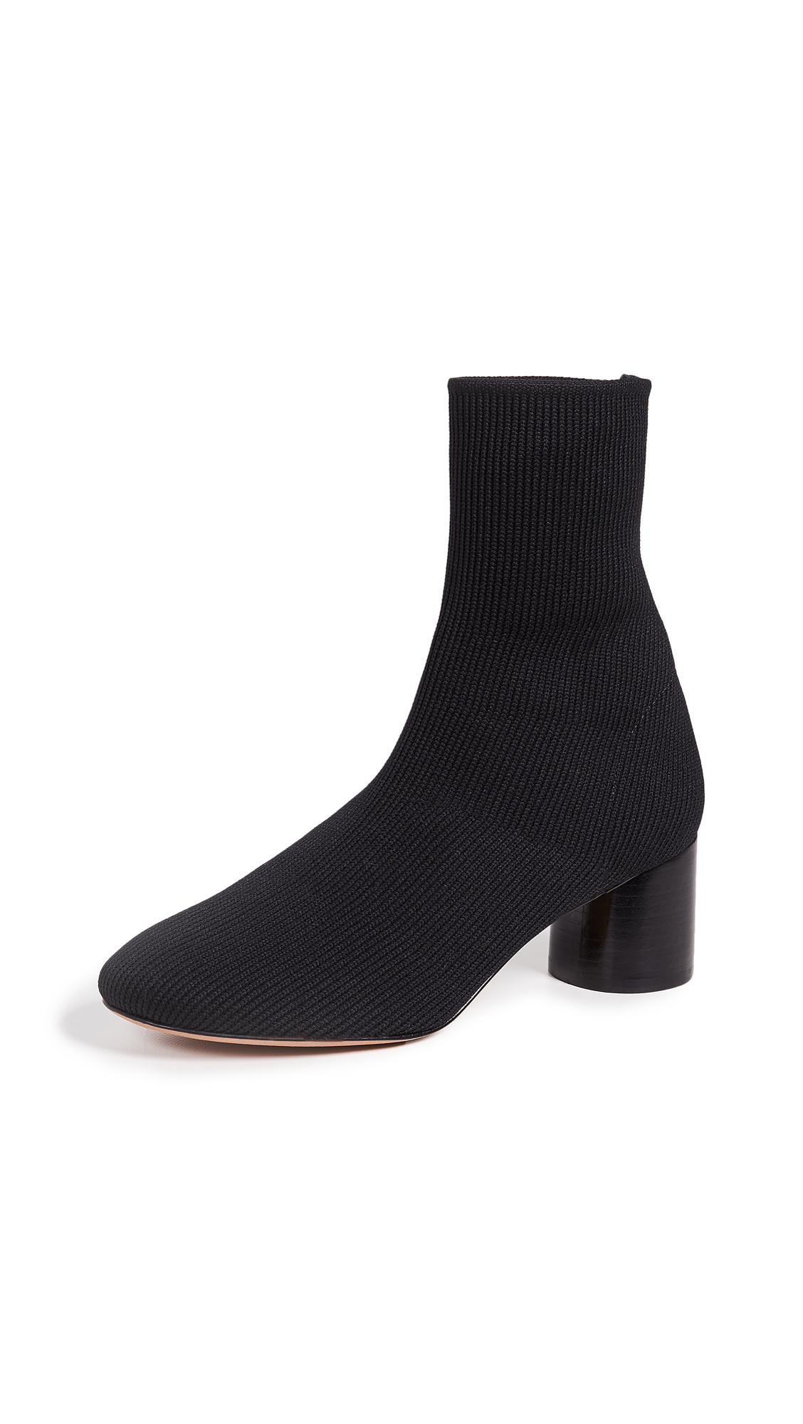 Vince Tasha Booties - Black