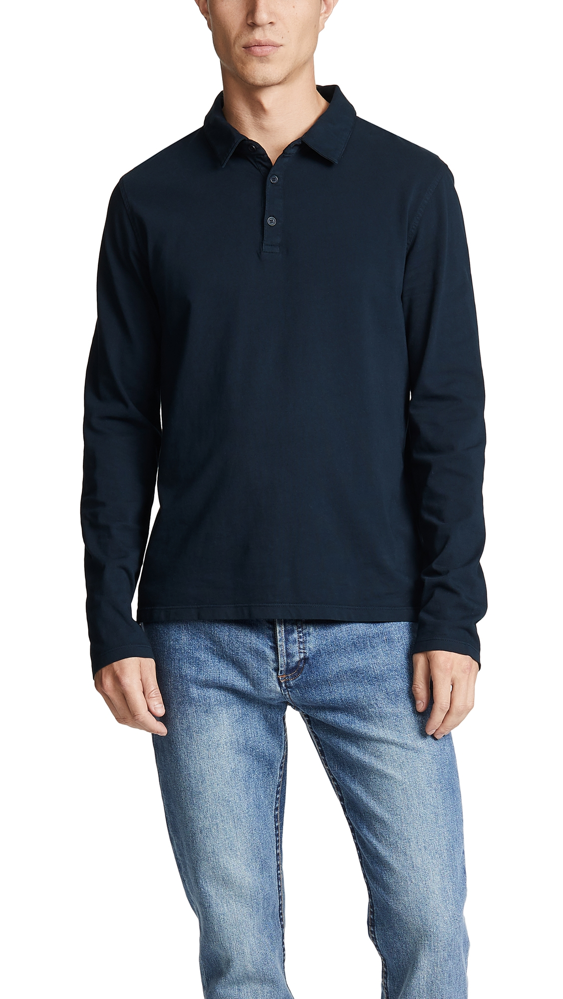 VINCE LONG SLEEVE SHIRT