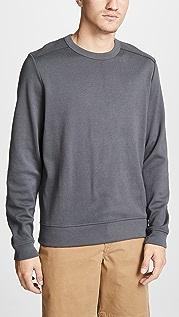 Vince Ottoman Stitch Crewneck Sweatshirt