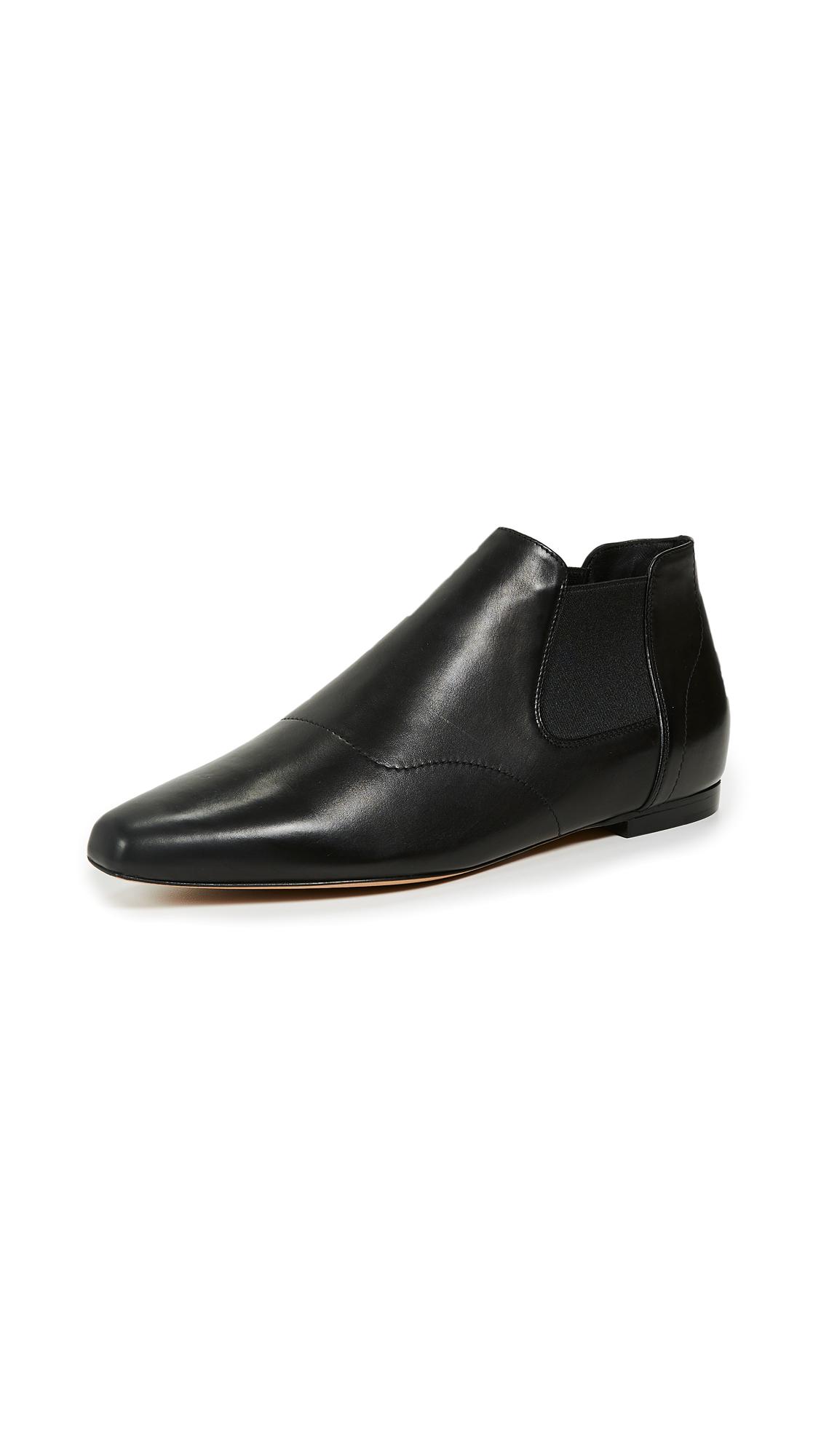 Vince Camrose Shootie Boots - Black