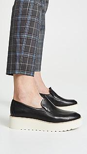 Vince Zeta 厚底船鞋
