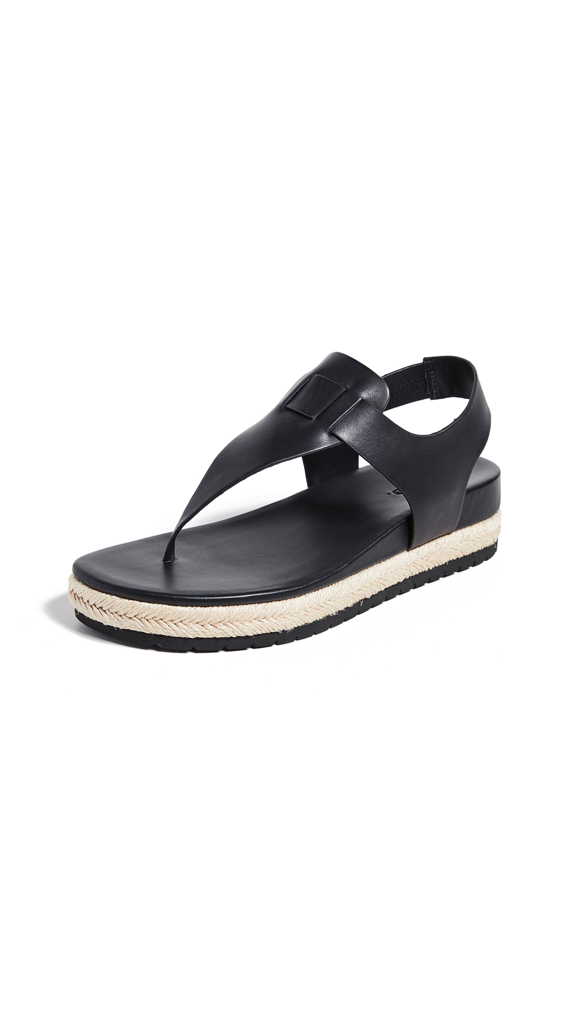 Vince Flint Flatform Thong Sandals - 30% Off Sale