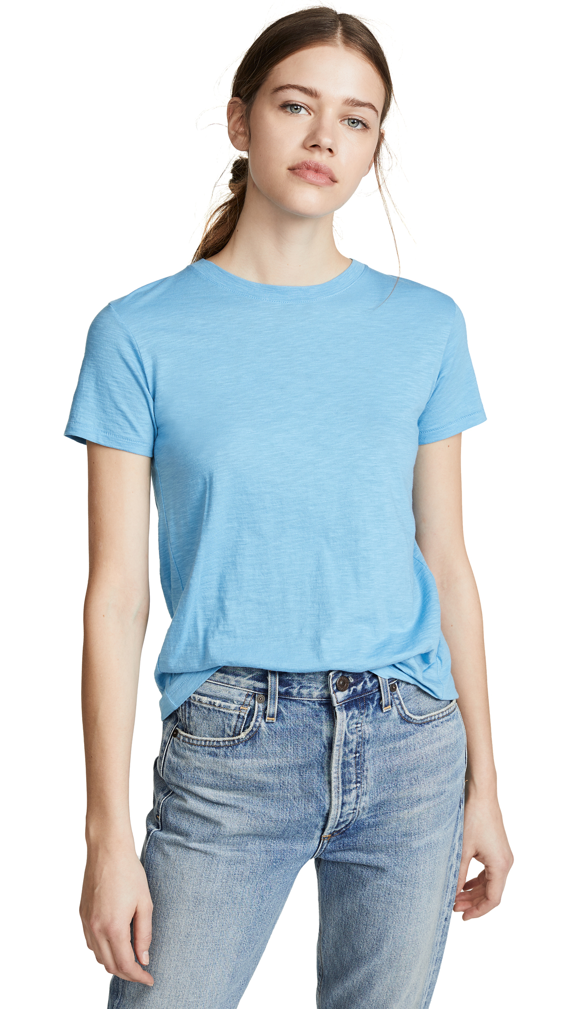 VINCE CAMUTO | Vince Swing Tee | Goxip