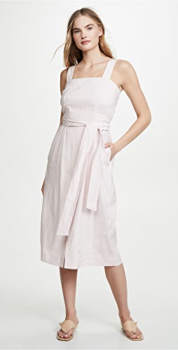 6f25adc128e Belted Wide Strap Dress