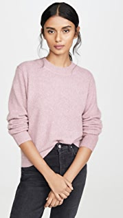 Vince Brushed Crew Sweater