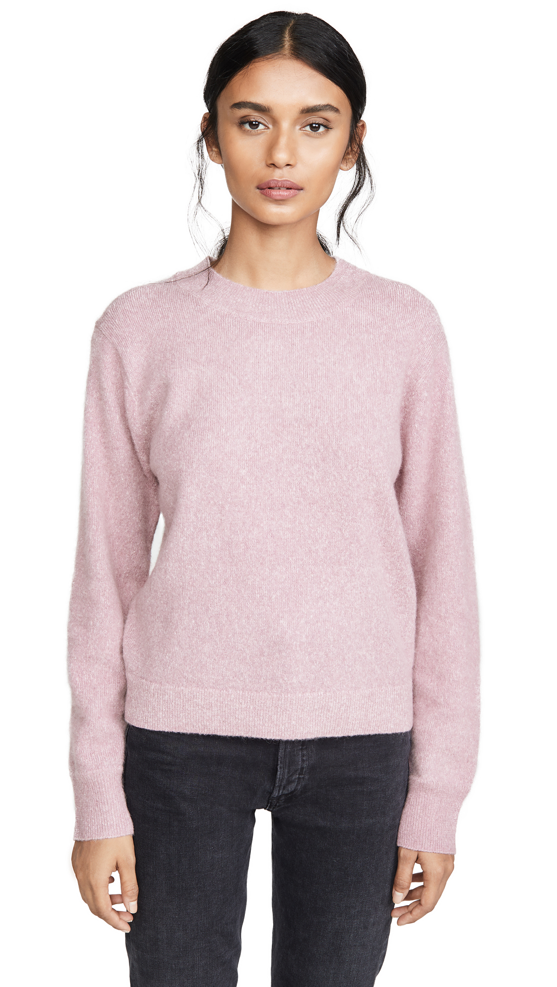 Buy Vince online - photo of Vince Brushed Crew Sweater