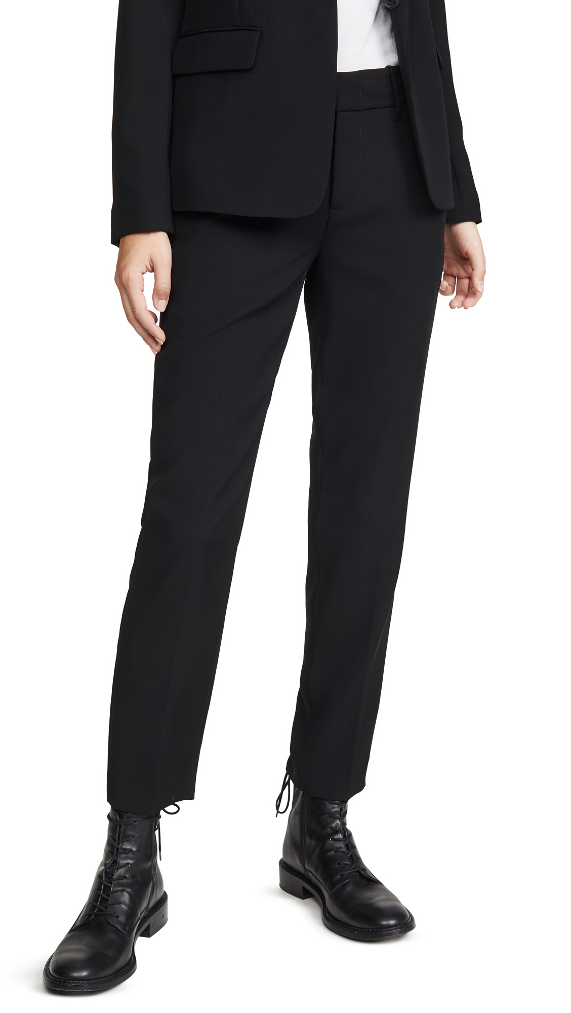 Buy Vince online - photo of Vince Soft Tailored Trousers
