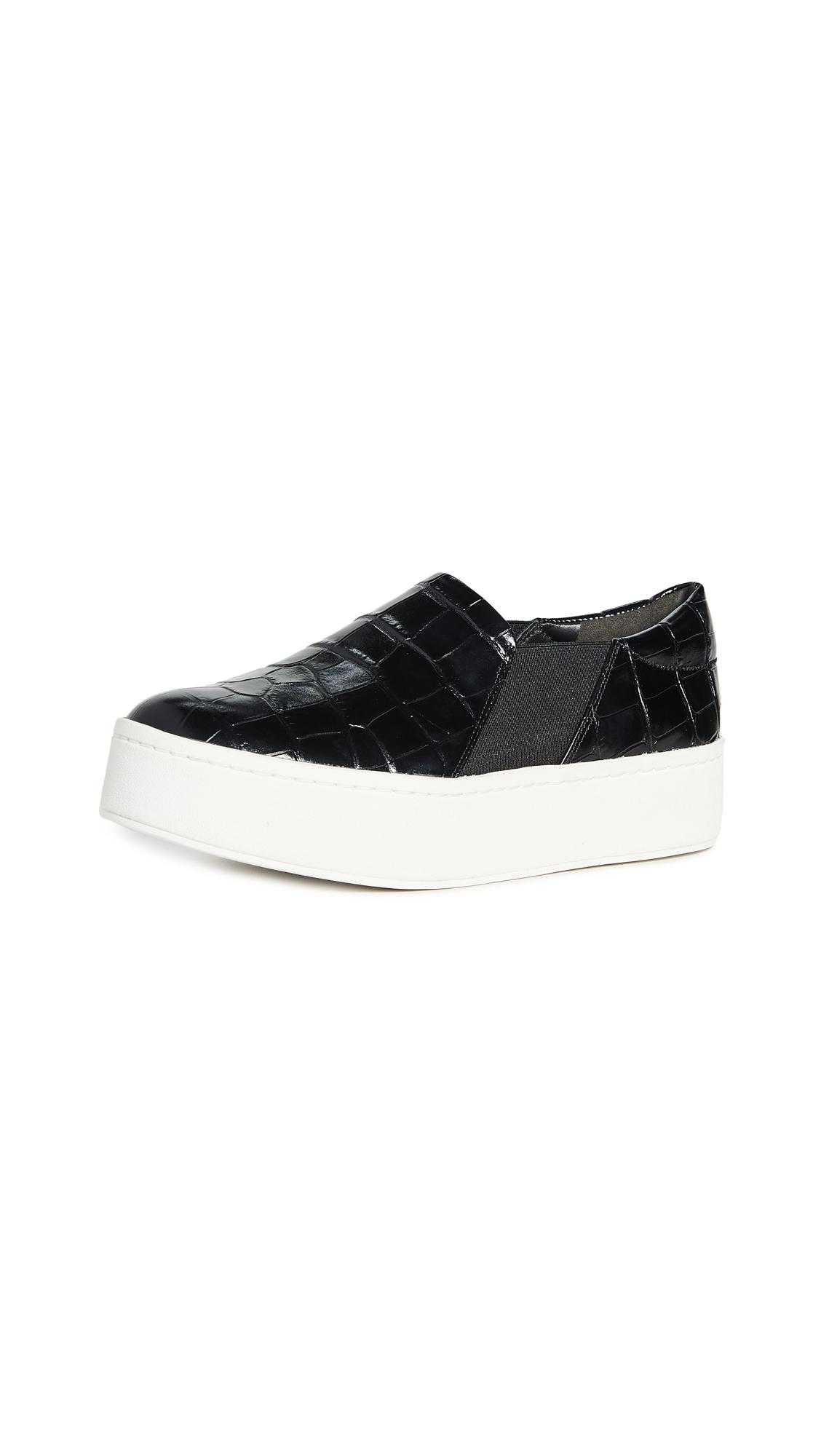 Buy Vince online - photo of Vince Warren Slip On Sneakers