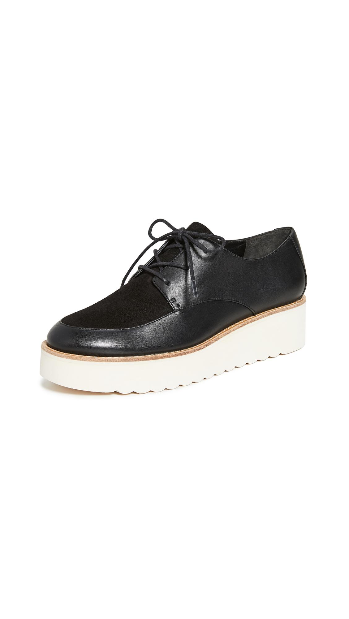 Vince Zina Lace Up Shoes – 50% Off Sale