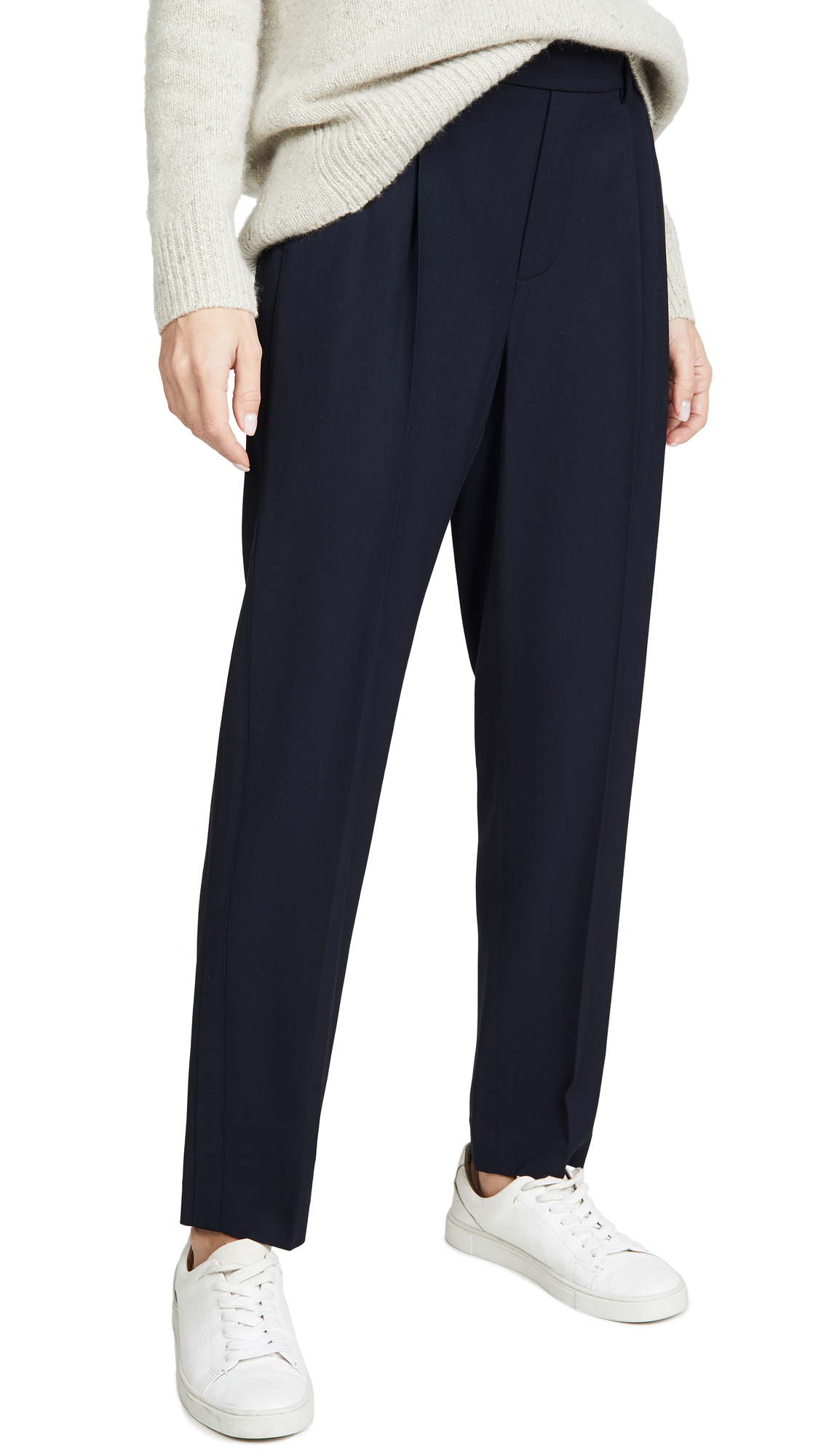 Buy Vince online - photo of Vince Side Strap Pull On Pants