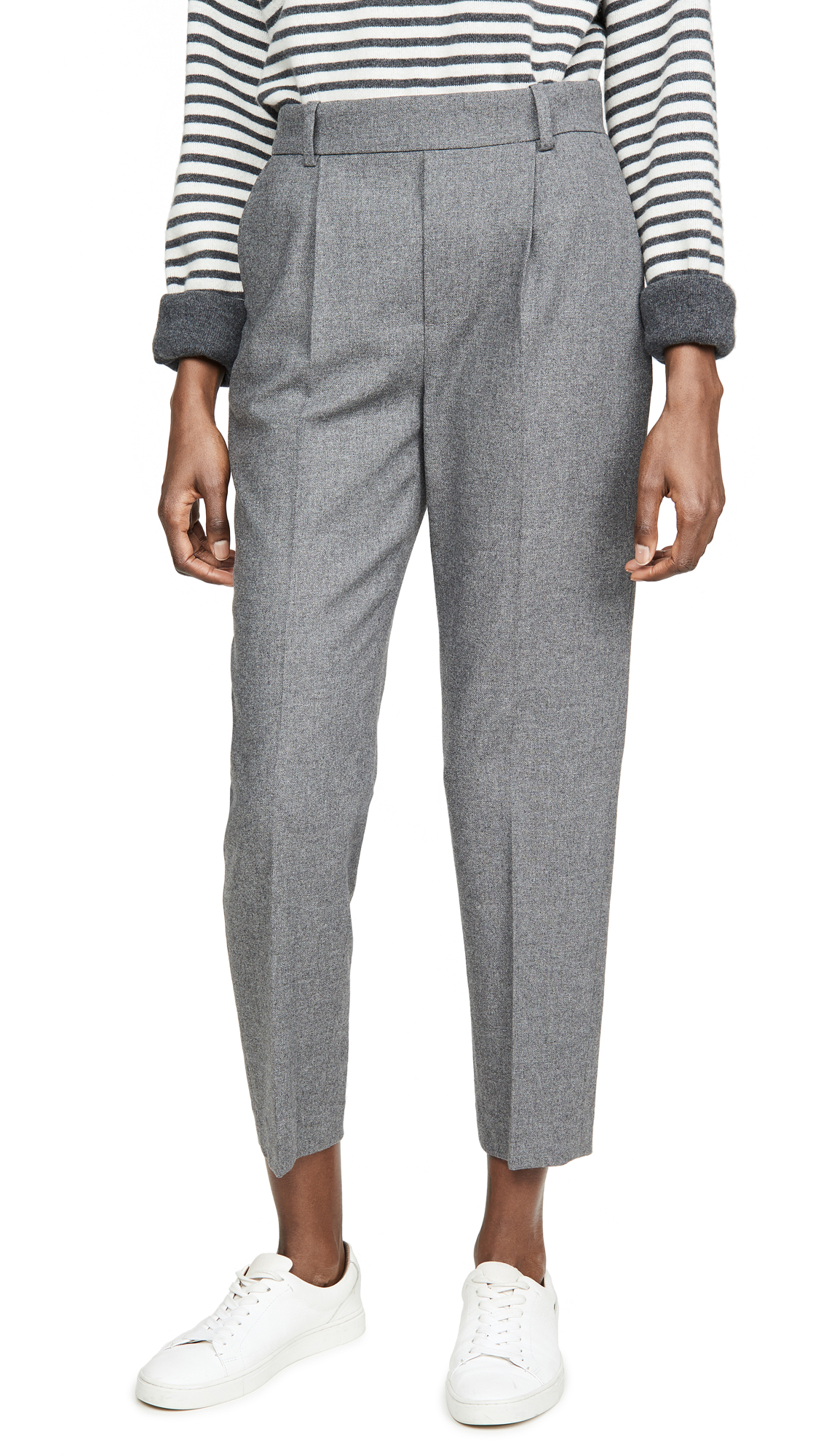 Buy Vince online - photo of Vince Easy Tapered Pull On Pants