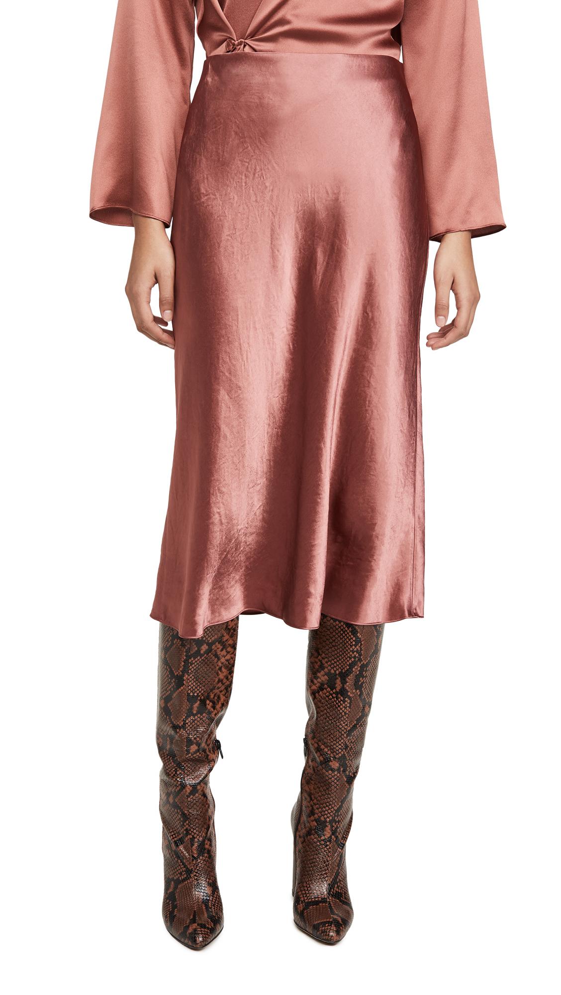 Buy Vince online - photo of Vince Slip Skirt