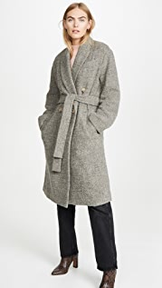 Vince Pebble Texture Coat