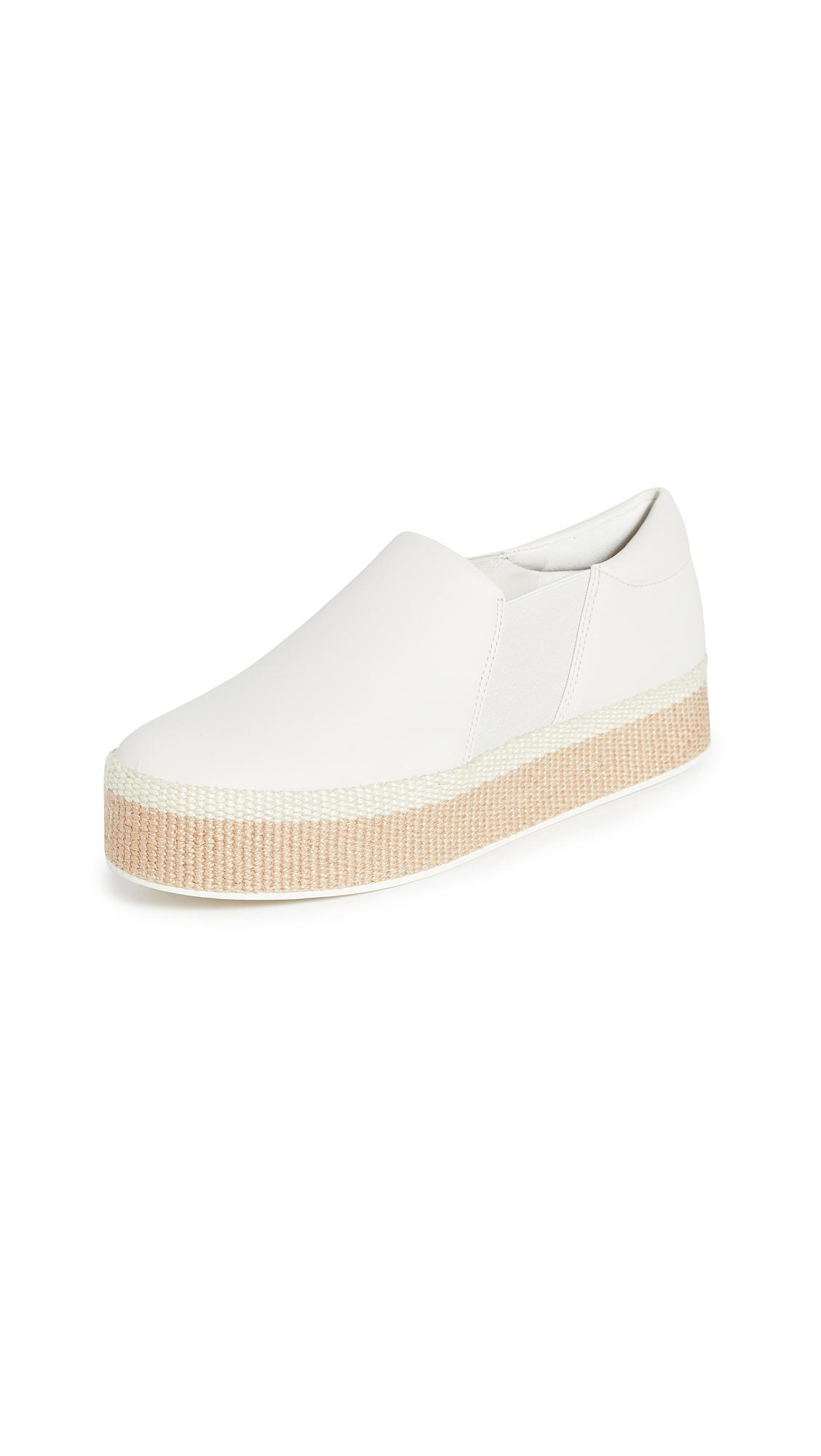 Buy Vince online - photo of Vince Wilden Slip On Sneakers