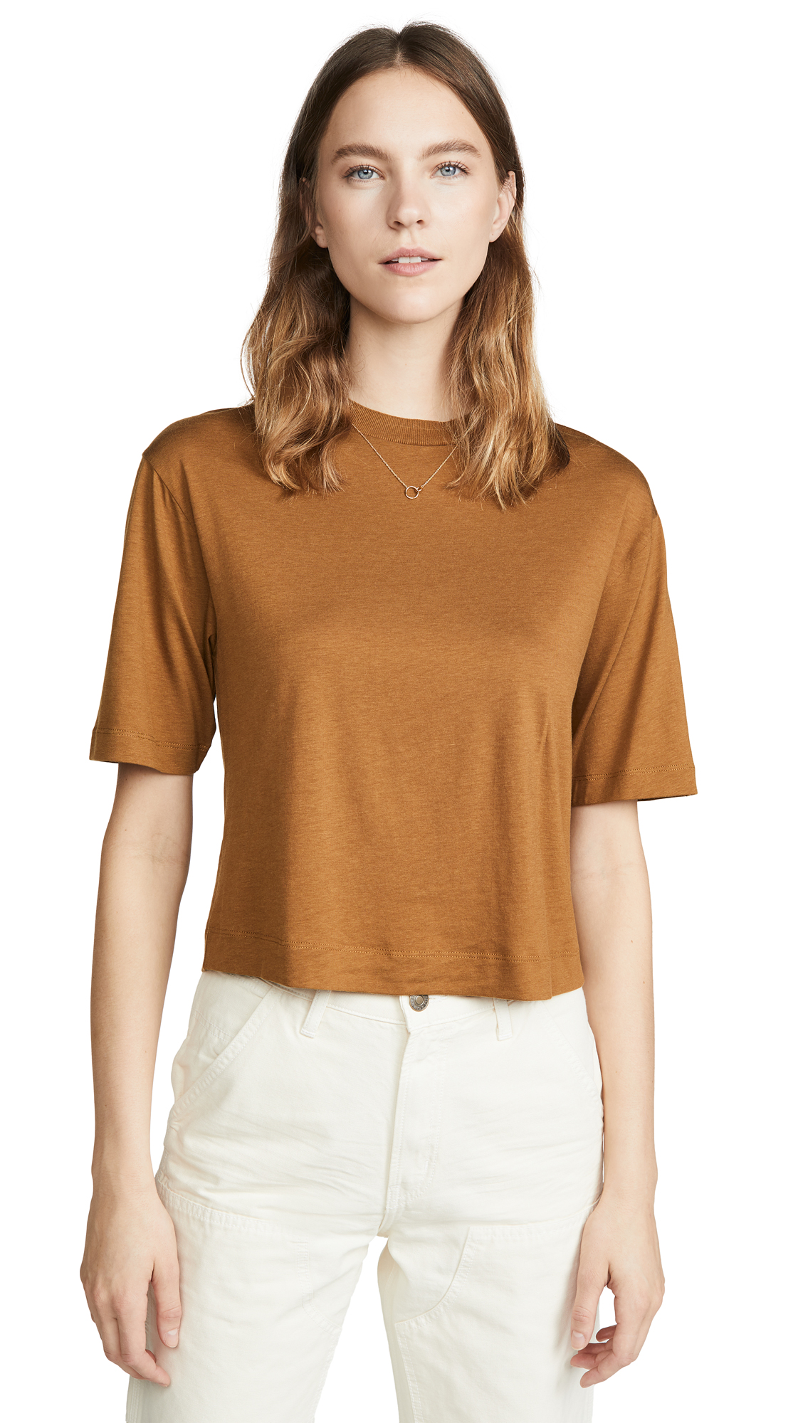 Buy Vince online - photo of Vince Wide Sleeve Tee