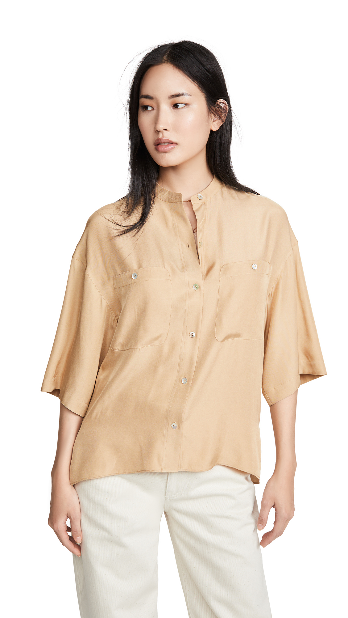 Vince Utility Shirt - 50% Off Sale