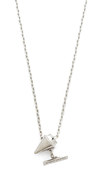 Vita Fede Delicate Titan Necklace