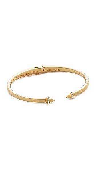 Vita Fede Ultra Mini Titan Crystal Bracelet - Gold
