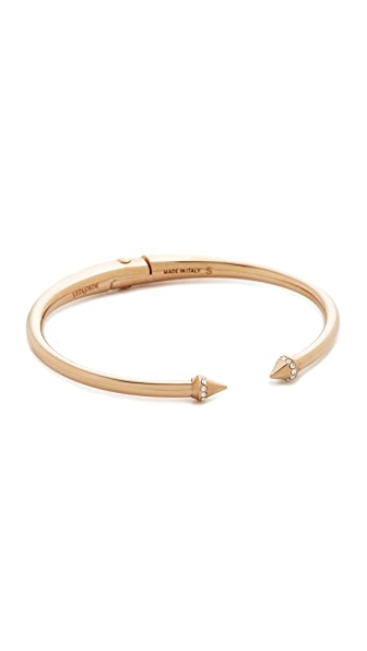 Vita Fede Ultra Mini Titan Crystal Bracelet - Rose Gold