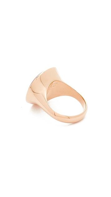 Vita Fede Insignia Stone Ring