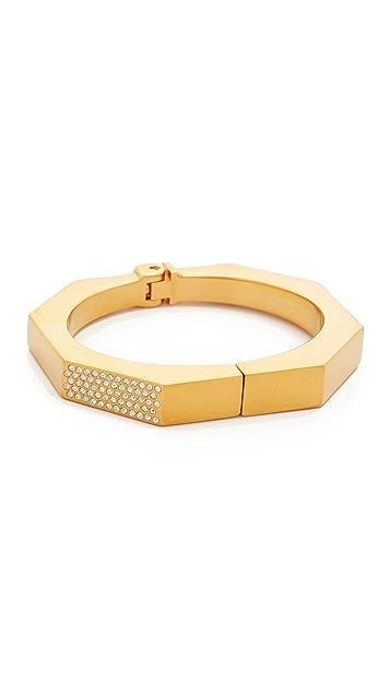 Vita Fede Octagon Crystal Bracelet