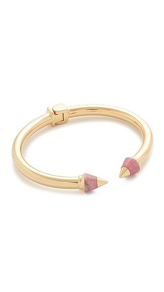 Vita Fede Mini Titan Metal Tip Stone Bracelet