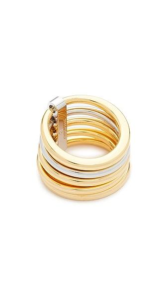 Vita Fede Sophia Ring In Gold/Silver